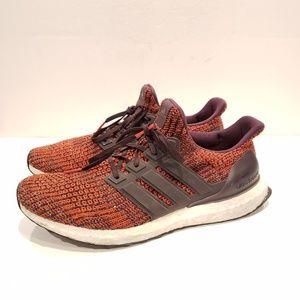 "b133e99a2db1b adidas Shoes - adidas Ultra Boost 4.0 ""Noble Red"""